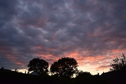 10th Oct 2020 - Fire in the clouds