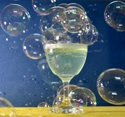 10th Oct 2020 - Anyone for Bubbly?