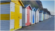 7th Oct 2020 - The beach huts of Sandown