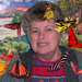 Kathy and her butterflies