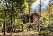 10th Oct 2020 - Chimo Refuges Treehouse Resort