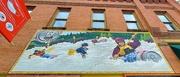 10th Oct 2020 - Kayaking Mural