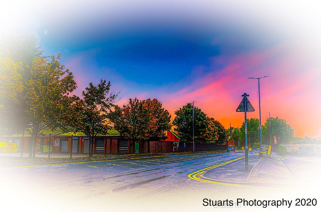 Good morning Newport  by stuart46
