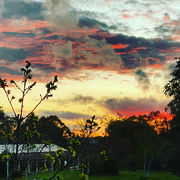 20th Sep 2020 - Sunset Central West