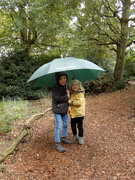 10th Oct 2020 - The joy of being out in the rain,