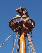 11th Oct 2020 - Ship Ahoy!