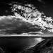 Skyscape over Portland