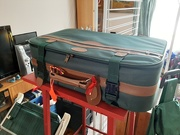 12th Oct 2020 - Old Luggage