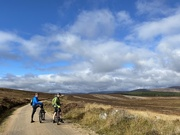 12th Oct 2020 - Mountain Bikes out again