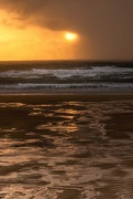 12th Oct 2020 - Constantine Beach sunset