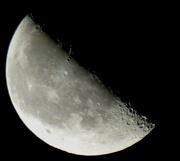 12th Oct 2020 - Moon
