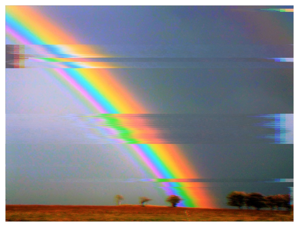 Catch the Rainbow  by ajisaac