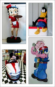 13th Oct 2020 - Cartoon Characters