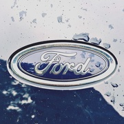 11th Oct 2020 - Ford blue
