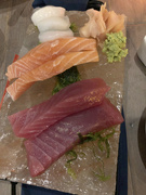 9th Oct 2020 - Sashimi at Salt
