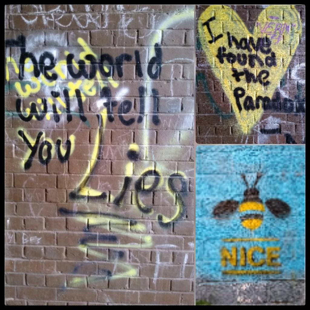 Colourful Graffiti by 30pics4jackiesdiamond