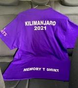 13th Oct 2020 - Memory T shirt.