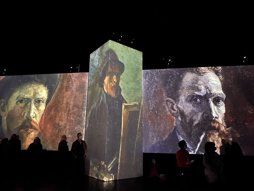 Van Gogh exhibition - 2 by tinley23