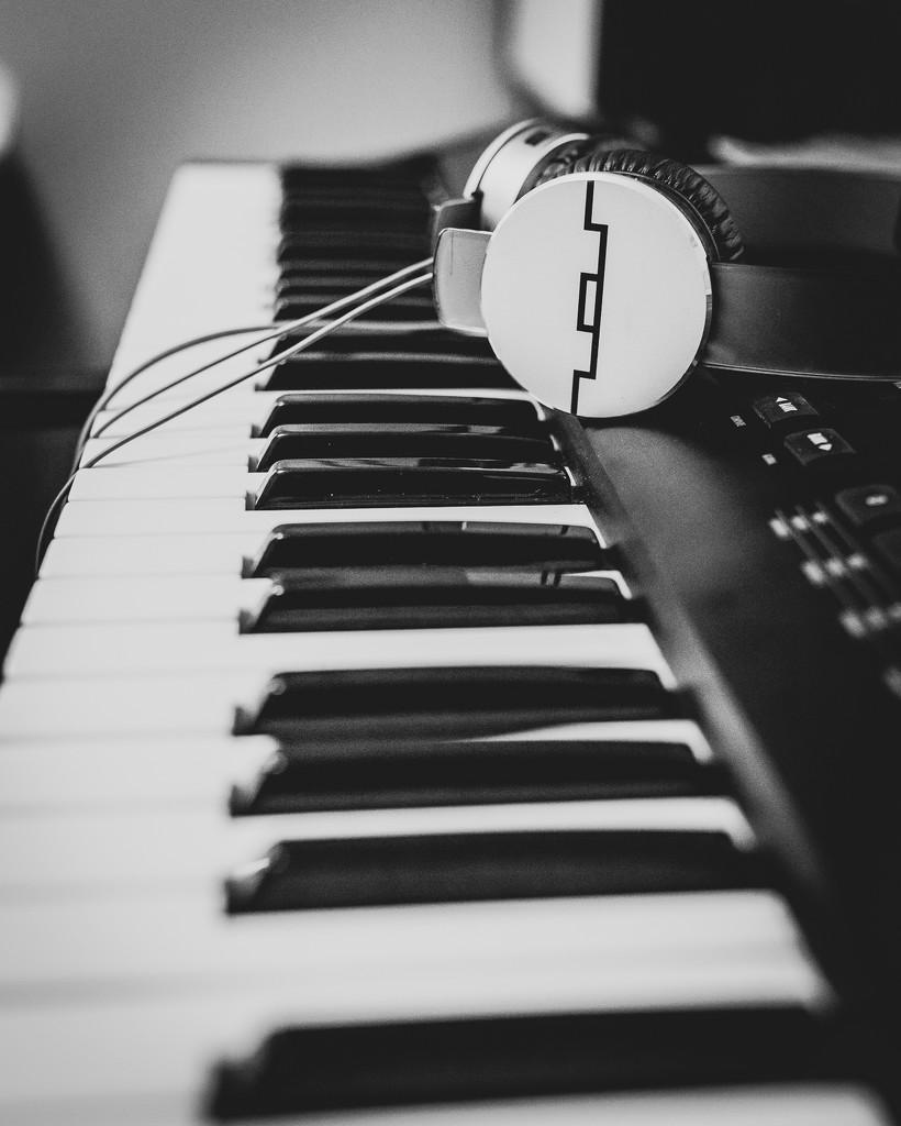 New Keyboard by mamazuzi