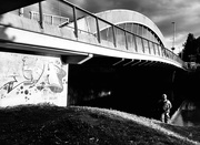12th Oct 2020 - Fishing by the bridge