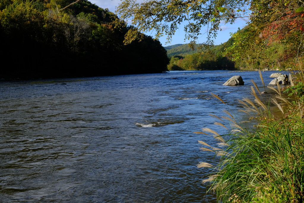 Nolichucky River - SOOC by lsquared
