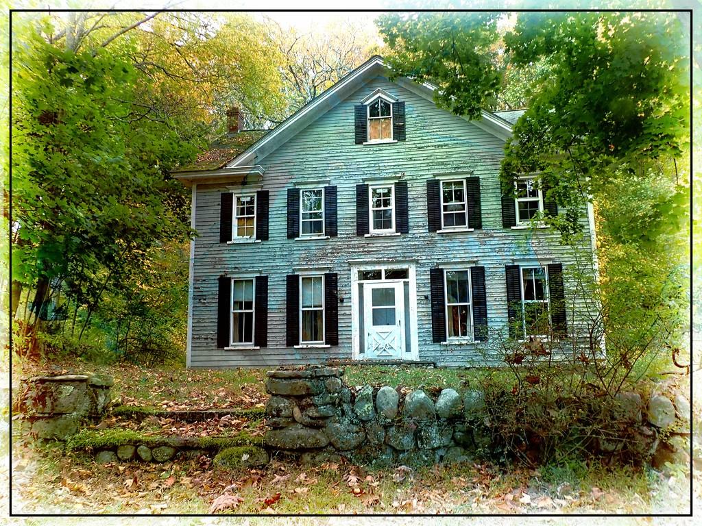 Old Farmhouse Edit 1 by olivetreeann