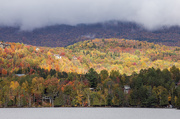 13th Oct 2020 - Morning Foggy Mountains on Mont Tremblant