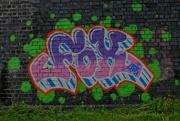13th Oct 2020 - FOX GRAFFITI