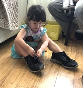 14th Oct 2020 - Shoe Thief