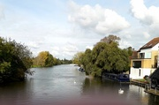 14th Oct 2020 - From the town bridge