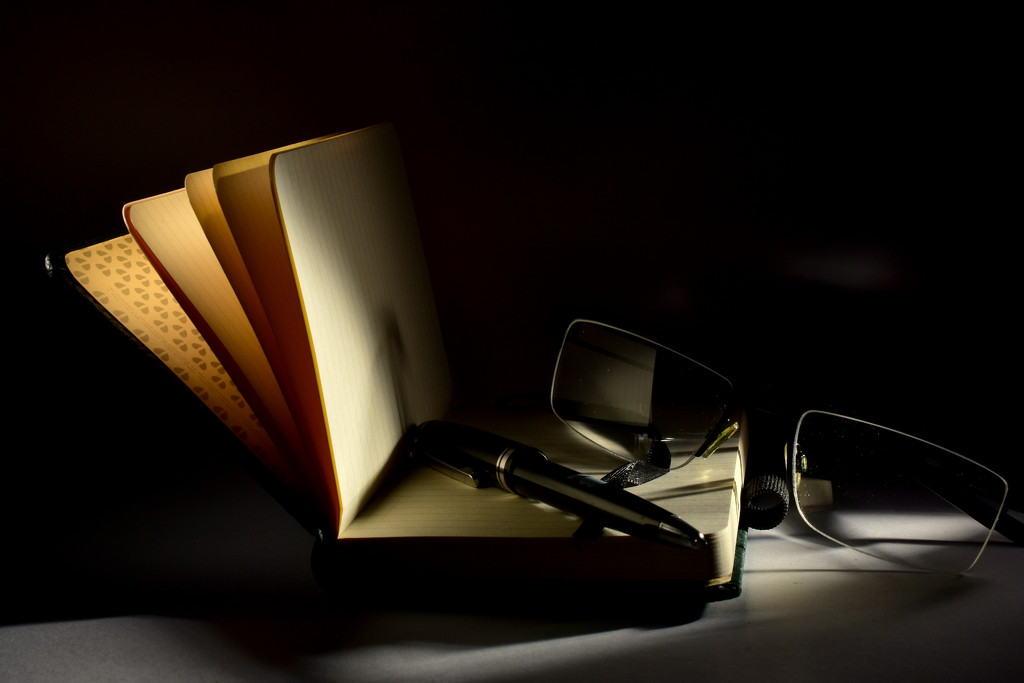 The Notebook by jayberg