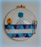 14th Oct 2020 - patchwork at home