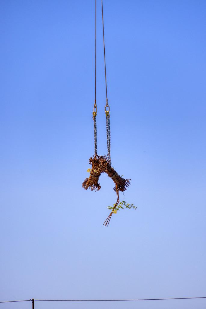 Flying Rebar by kvphoto
