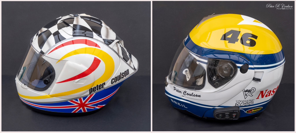 Crash Helmets by pcoulson