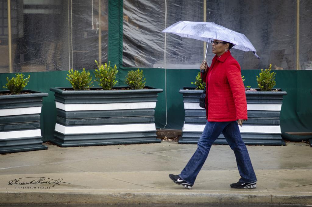 Walkin' in the Rain by ggshearron