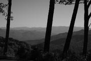 14th Oct 2020 - Scenic Overlook in B&W