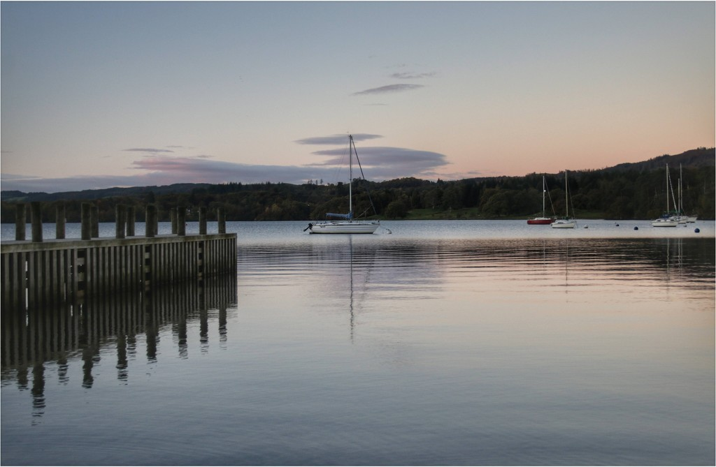 Sunrise at Ambleside in the Lake District by lyndamcg
