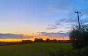 15th Oct 2020 - Missed sunset