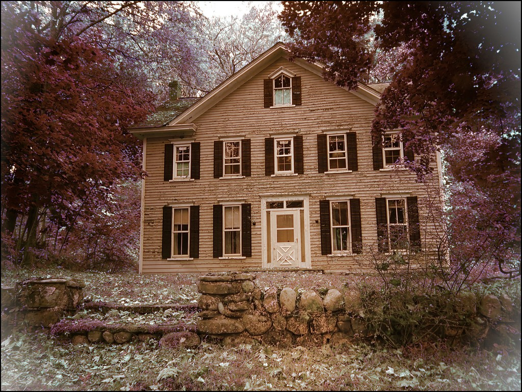 Old Farmhouse Edit 3 by olivetreeann