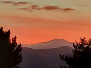 15th Oct 2020 - Pikes Peak Sunset