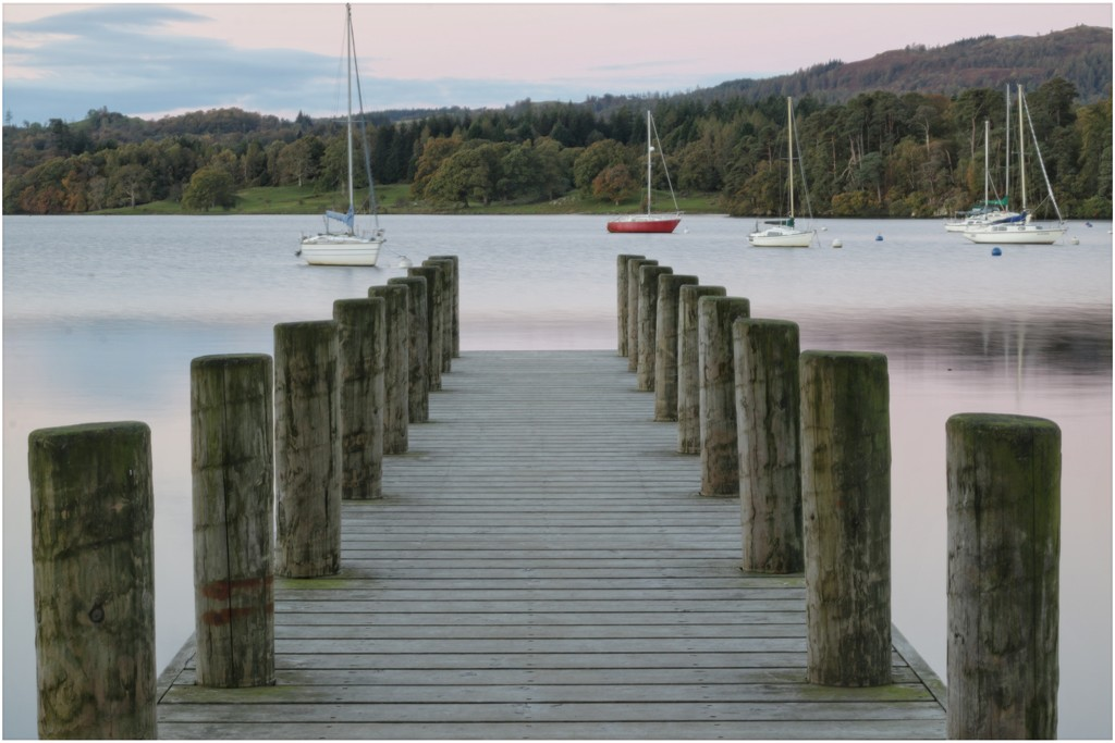 More from Ambleside at sunrise by lyndamcg
