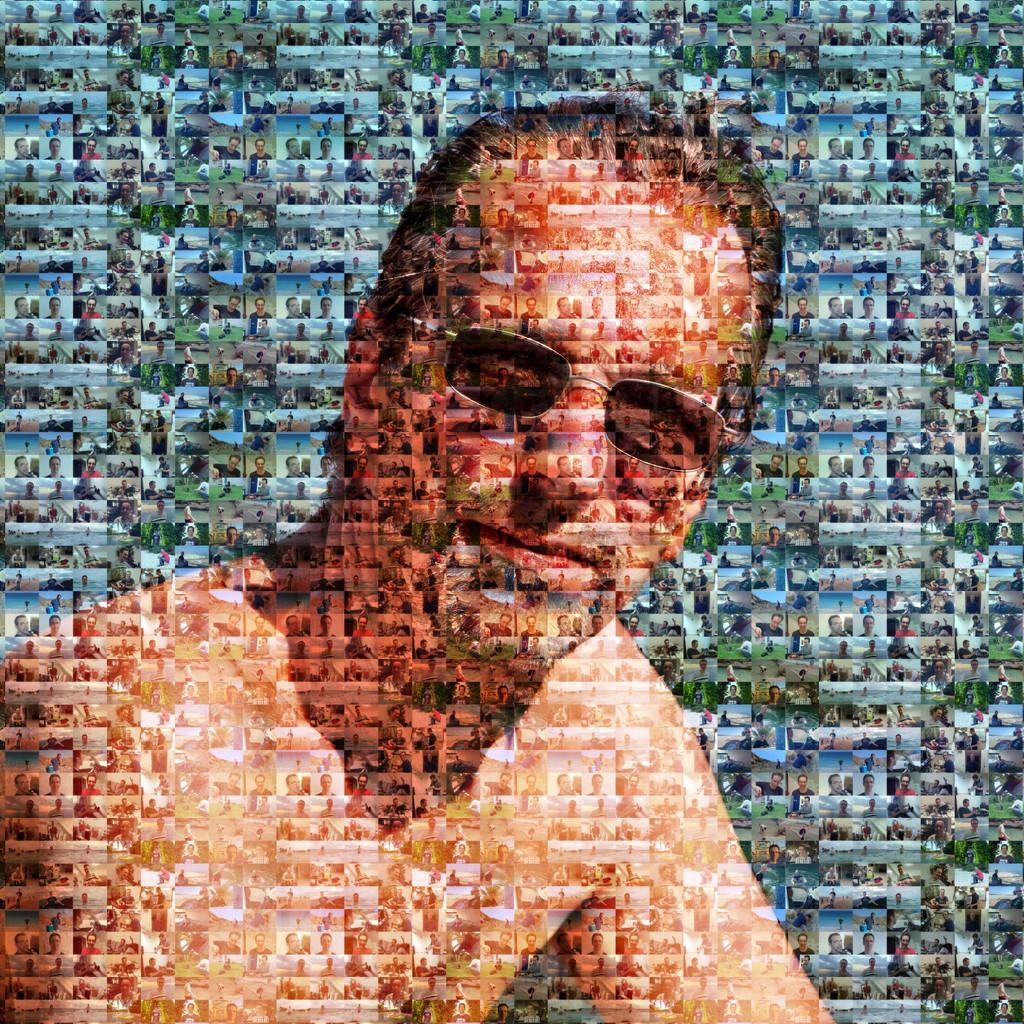 Mosaic husband by ingrid01