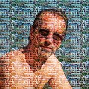 16th Oct 2020 - Mosaic husband