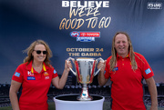 17th Oct 2020 - The AFL cup