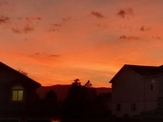 16th Oct 2020 - Sunset Over the Rooftops