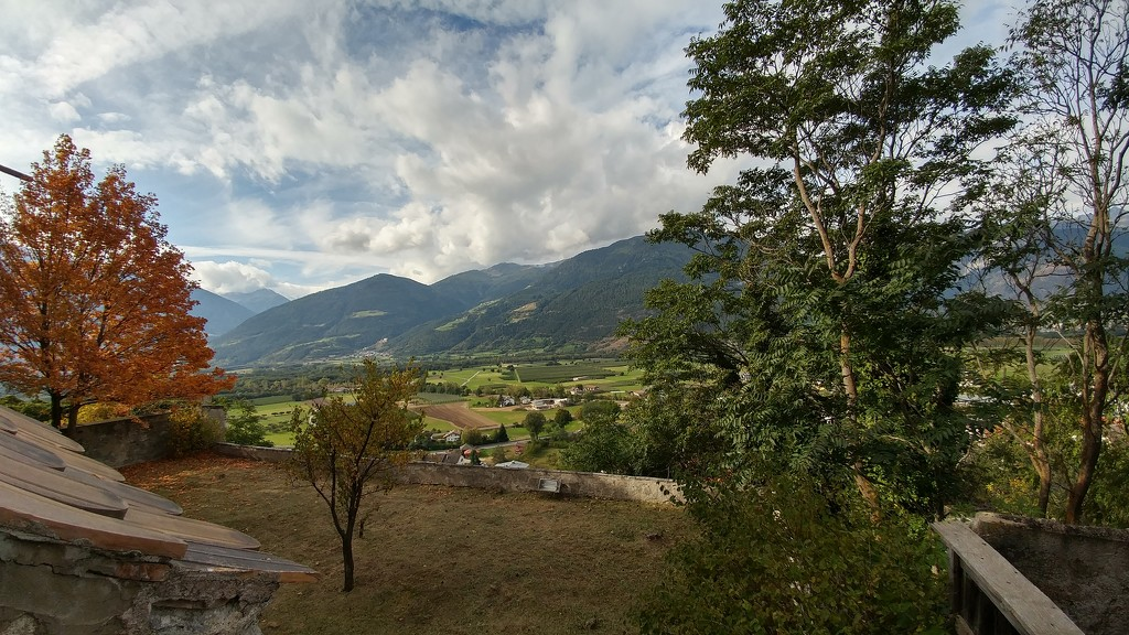 WEEKEND IN THE MOUNTAINS by santina