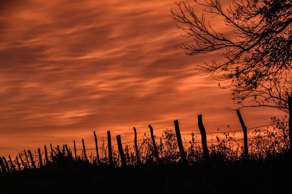 Smoldering Sunrise by kareenking