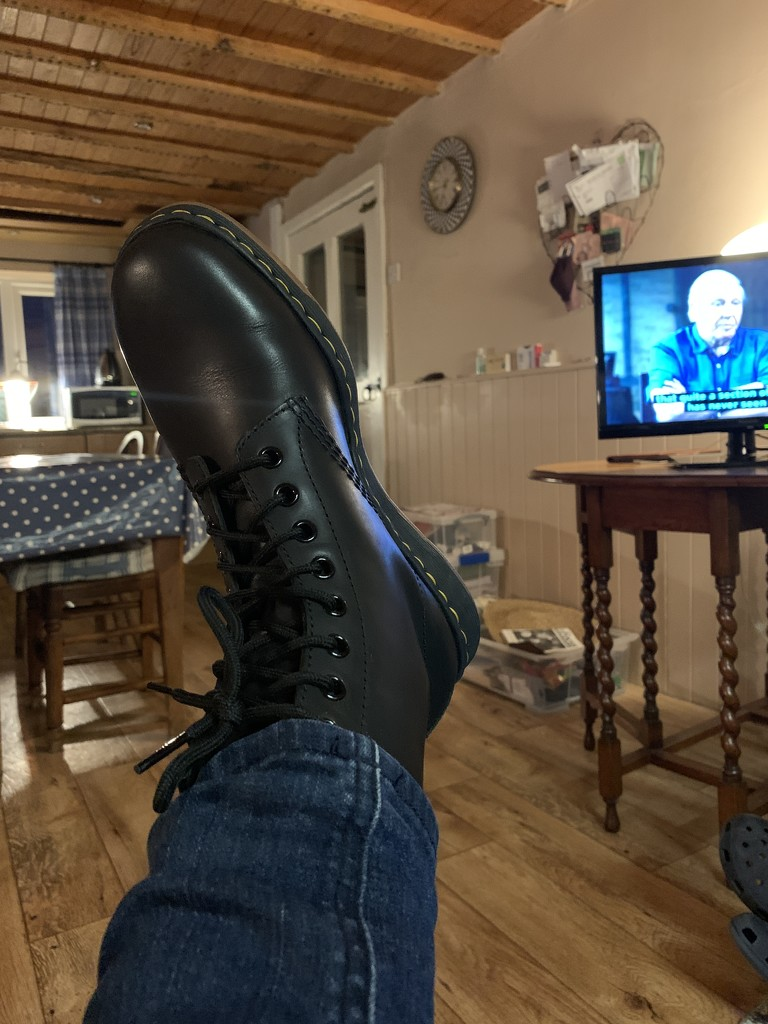 Doc Martin Newton Lite by happypat