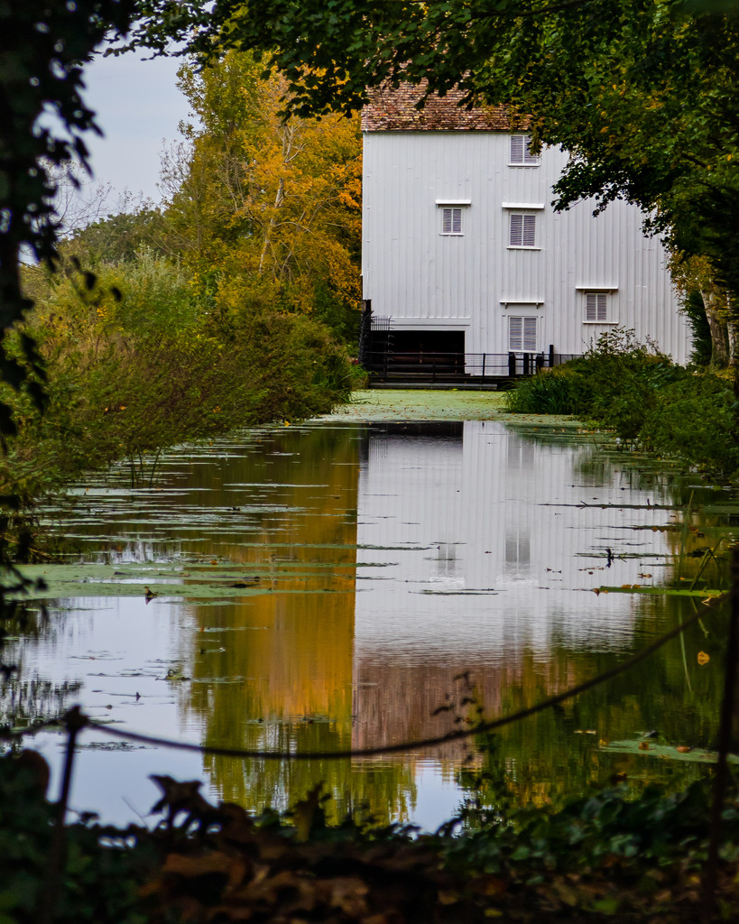 Lode Mill by mave