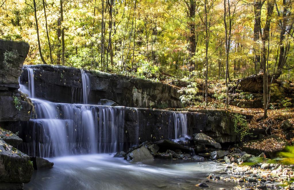 Little Davis Falls Hamilton by pdulis